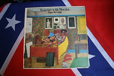 ROGER McGOUGH - SUMMER WITH MONIKA - POETRY - ILPS 9551-RARE LP