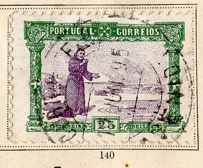 Portugal 1895 Early Issue Fine Used 25r. 095058