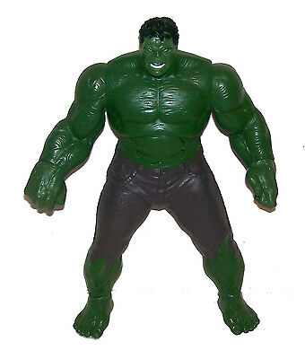 """Marvel The Avengers  Movie Series 10"""" The Incredible Hulk With Electornic Sound"""
