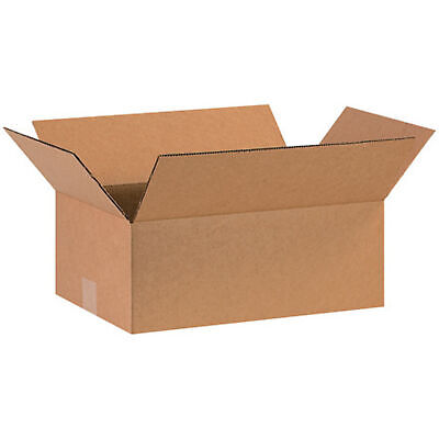 25 Qty 16x10x6 SHIPPING BOXES LC Mailing Moving Cardboard Storage Packing