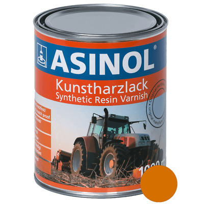 ASINOL AMAZONE ORANGE 1.000ml Lack Farbe