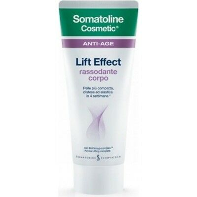 SOMATOLINE lift effect  rassodante corpo 200 ml