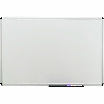 Drywipe Notice Display White Board Whiteboard 1800x1200mm 6x4ft NEW!