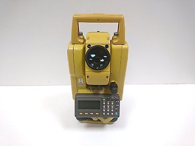 Topcon GPT 3005N, Reflectorless Total Station, 12 Months Calibration