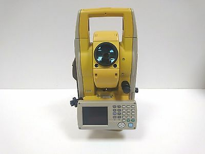 Topcon GPT 7505, Reflectorless Total Station, 12 Months Calibration