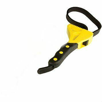 "Jak Tools-20mm (8"") Rubber Handle Clench Grip"
