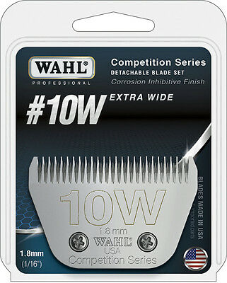 Wahl Professional Competition Series Detachable blade set #10W Extra wide