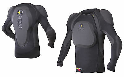 Forcefield Snowboard Body Armour - Pro Shirt X-V - Back, Protection, Spine 2017