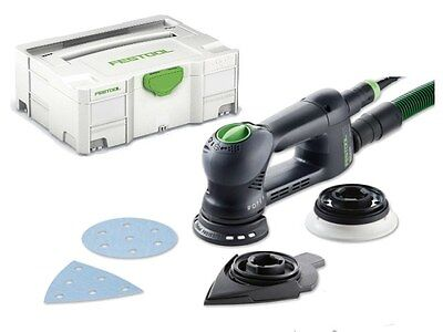 Festool 571821 RO 90 DX FEQ-Plus 240v Rotex 90mm Eccentric Detail Sander