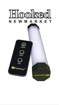 Ridge Monkey Bivvy Lite Duo IR REMOTE RidgeMonkey magnetic Bivvy Light