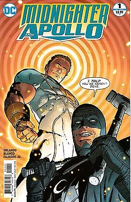 Midnighter and Apollo #1. GREAT new title!!!