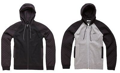 Alpinestars Adult Imminent Hooded Soft Shell Jacket Size S-2XL