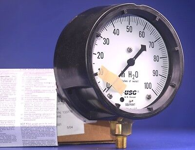 Datcon Model 828 Transmission Temperature Gage Part 06392-01 and 07556-89