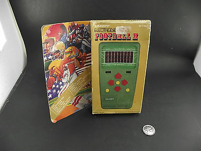 Tandy Football 11 Or 2   Electronic Game