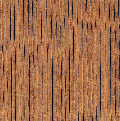 Tree Wood Panel Timber Design Quilt Fabric FQ or Metre *New*