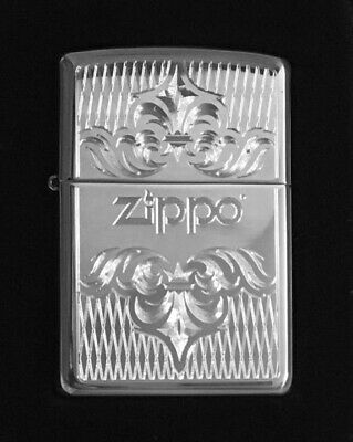 Zippo Lighter 24751 In Sterling Silver, American Classic Design,  New In  Box