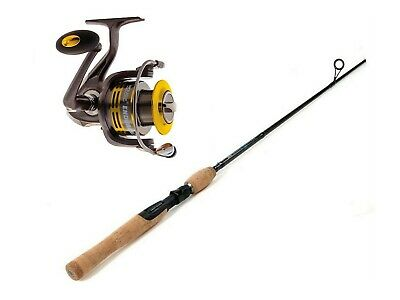 Jarvis Walker 7'3 2 Pce 3-6kg Bullseye Soft Plastics Fishing Rod and Reel Combo
