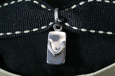 Rare Links of London Solid 925 Sterling Silver Japanese Geisha Clogg Charm £45