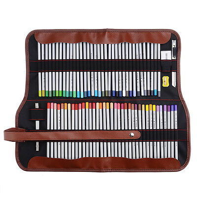 Best Colored Pencils - 72 Coloring Pencil Set+ Rich Gift For Artist Professional