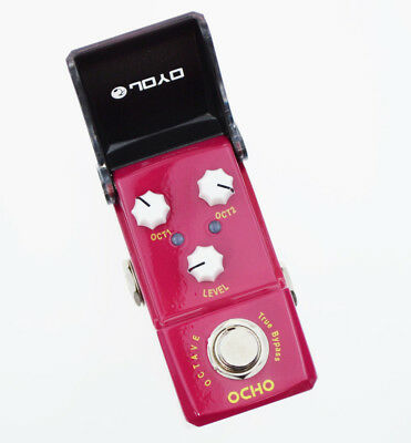 JOYO JF-330 Ocho Octave 2 Down monophonic Guitar Effect Pedal