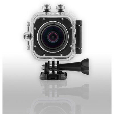 Leeda Silver Label NEW Fishing Sports Focus Action Camera 360°