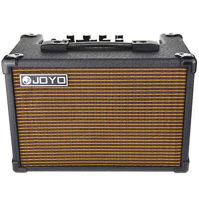 JOYO AC-20 Acoustic Guitar Amplifier AUX in 3 DSP effects Chorus Delay & Reverb