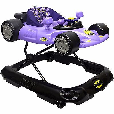Baby Walkers With Wheels Batman Boys Girls Kids Activity Toy Car Learning New