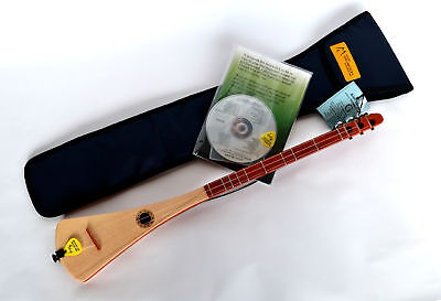 "NEW TRAVEL STRUMSTICK JUNIOR STRUM-STICK 24"" LONG CAN BE TUNED G or D"