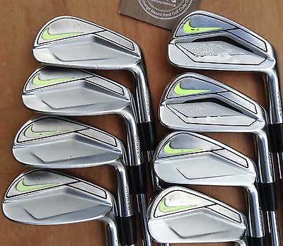 NIKE VAPOR PRO COMBO / PRO Irons 3 - PW - DYNAMIC GOLD X100 TOUR ISSUE SHAFTS