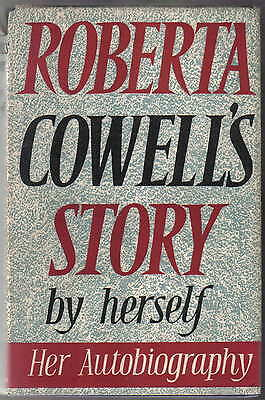 Roberta Cowell's Story by herself - Autobiography of Robert Cowell racing driver