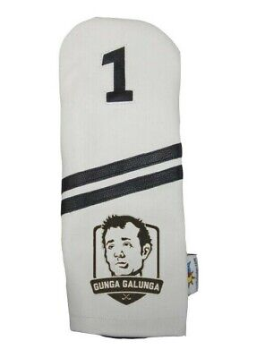 Sunfish Leather golf driver headcover - Caddyshack Bill Murray