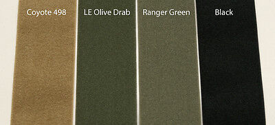 4 Inch Mil Spec Hook And Loop Coyote Ranger Green Black Wolf Grey OD Tan 499