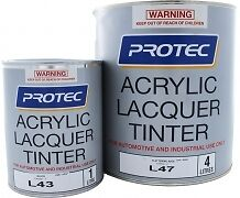 Automotive Paint Acrylic Primer White or Gloss Clear 1lt $59.95lt Free Delivery