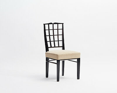 Dominique, Set of Eight Dining Chairs, France, circa 1937
