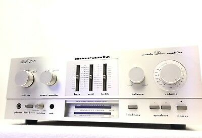 DENON DRA-F101 AM-FM Stereo Hi Fi Receiver High End 70 Watts RMS LIKE NEW Remote