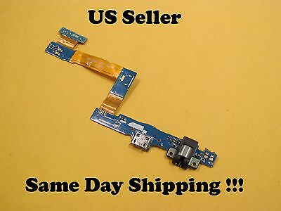 """Micro USB Charging Port Flex Cable For Samsung Galaxy Tab A 9.7"""" SM-T555 4G LTE"""