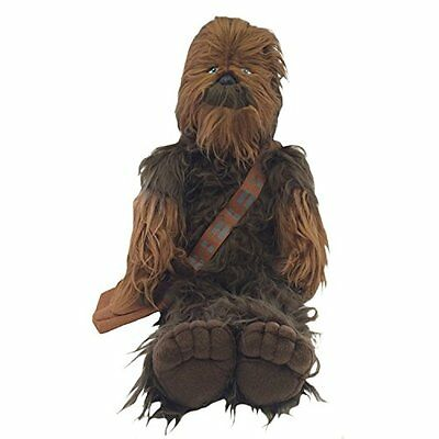 NEW Star Wars Chewbacca Pillow Buddy Soft Plush Figural Pillow For StarWars Fan