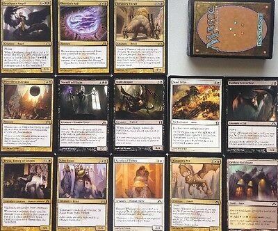 Instant ORZHOV DECK! Ready To Play 60 Cards Mtg WHITE black Ravnica Extort Magic