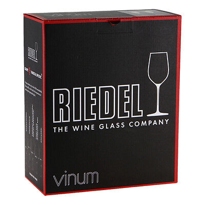 NEW Riedel Vinum - Champagne 160ml Set of 2 (Made in Germany) 20% off if Buy 2+