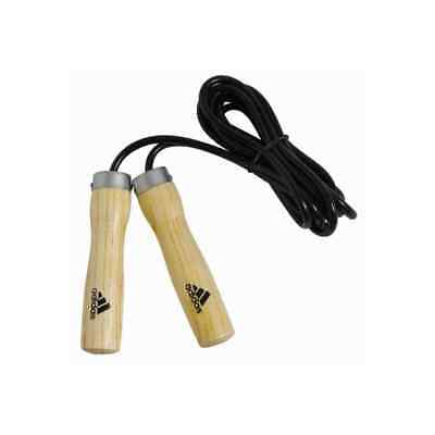 adidas Nylon Wooden Handle Skipping Rope