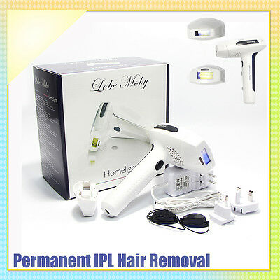 IPL Permanent Hair Removal Machine 120,000 Pulses For Face&Body Device Skin Care