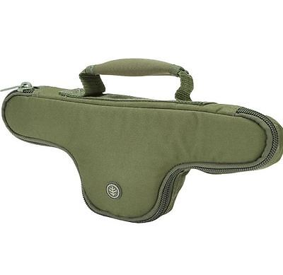 Wychwood NEW Carp Fishing T Bar Scales Pouch Green - H2423