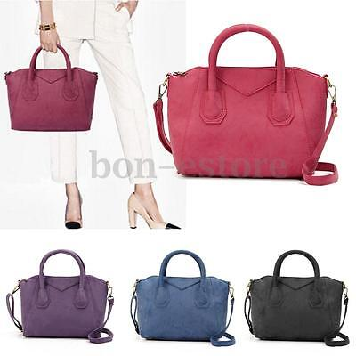 Women Leather Shoulder Ladies Purse Handbag Satchel Crossbody Tote Bag Messenger