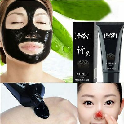 Cosmatic Charcoal Blackhead Remover Deep Cleansing Peel Off Black Mask Maschera