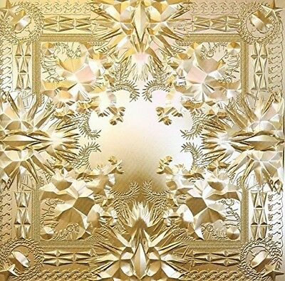 Cd Watch The Throne Jay-Z/kanye