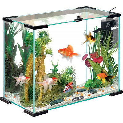 Aquarium complet NanoLife First 24 Noir Zolux