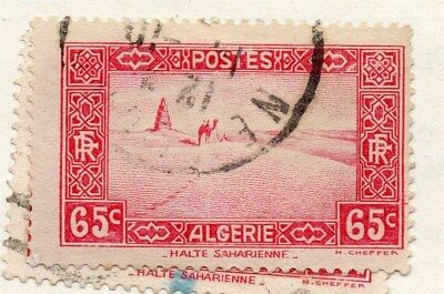 Algeria 1877-78 Early Issue Fine Used 65c. 096466