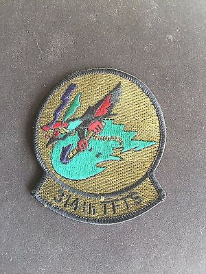 USAF 314th TAC FIGHTER TRAINING SQ US AIR FORCE PATCH (AFA-2)