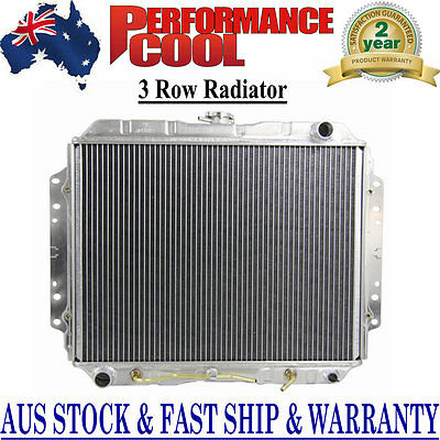 3 ROW Aluminum radiator FOR HOLDEN RODEO TF G3 G6 87-97 2.2L 2.6L PETROL AT/MT