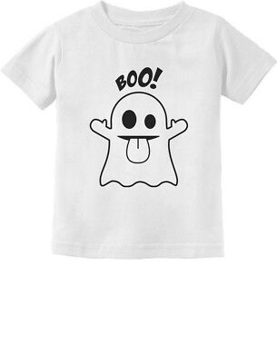 Baby Boo Ghost Costume Cute Halloween Toddler/Infant Kids T-Shirt Gift